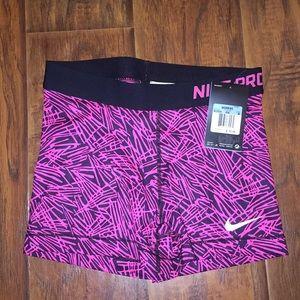 Size M Nike Pro Spandex NWT